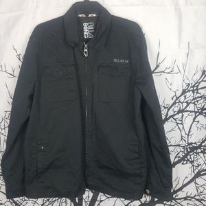 Billabong | Black Lined Jacket men's medium